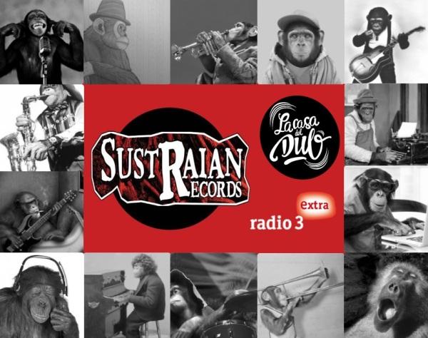 La Casa del Dub - Radio 3 Extra - Sustraian Records