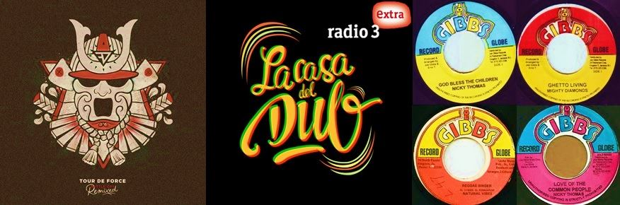 La Casa del Dub - 05/11/2014 - Alex Bass, Joe Gibbs, Battle Cry Rmx