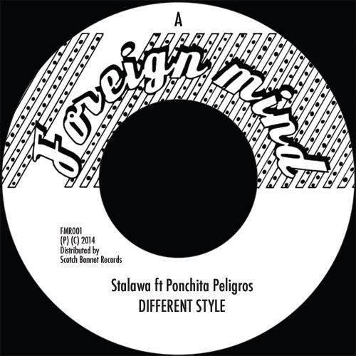 Ponchita Peligros - Different Style - Stalawa Sound - Foregin Mind - Scotch Bonnet Record - Vyinil - Digital - Reggae - Buy - Dub