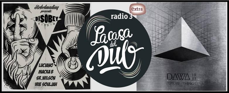 La Casa del Dub - Rebelmadiaq Sound + Dawa Hi-fi + Reality Shock + Radikal Guru
