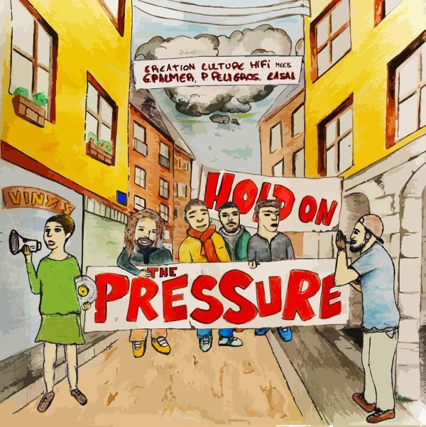 hold on the pressure, ep, ponchita, peligros, ep, supah, frans, jump, and, prance, rub-a-dub, ting, lasai, george palmer, free, download, digital, reggae, roots, warriors