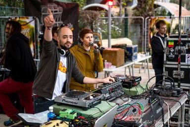 Supah Frans & Ponchita Peligros - International Dub Gathering - Barcelona