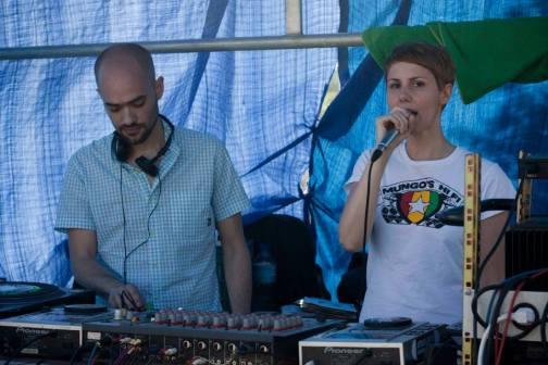 Supah Frans & Ponchita Peligros - Reggae BBQ I - Becerril de la Sierra