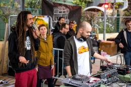 11 Supah Frans Jump and Prance Studio, girona, madrid, reggae, dub, soundsystem, music, live, shows, booking