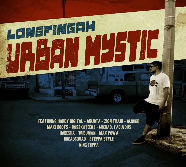 Longingah, Urban Mystic, Supahfrans, hardy digital, adubta, zion train, aldubb, maxi roots, basskateers, tribuman, dreadsquad, king toppa, reggae, digital, roots, rub-a-dub, paris, españa, francia, madrid, spain