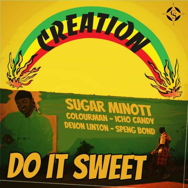 Do it sweet, reggae, roots, rubadub, jamaican, cashima steele, supah frans, reality shock, sugar minott, speng bond, castellano, articulo, recomendacion, españa, spain, dub, madrid, soundsystem, dubber, good